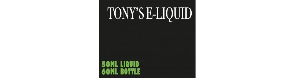 Tony's E-Liquid