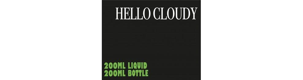 Hello Cloudy