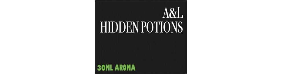 Aromes & Liquides: Hidden Potions