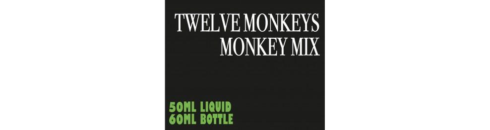 Twelve Monkeys Monkey Mix