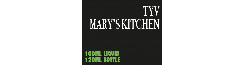 TYV Mary's Kitchen